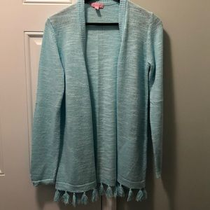 Lilly Pulitzer cardigan sweater